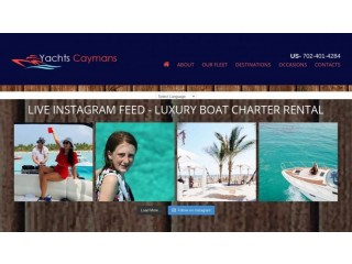 Cayman Proposal Yacht Charter