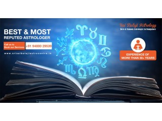 Famous Astrologer in Bangalore and Given Astrology Service Srisaibalajiastrocentre
