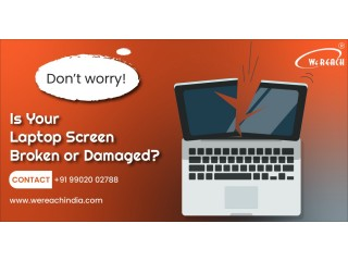 Laptop Repair Centre in Electronic City WeReachInfotech