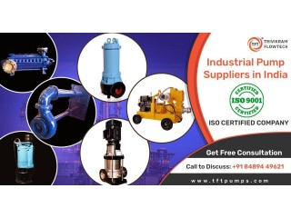 Pump Suppliers Coimbatore, India