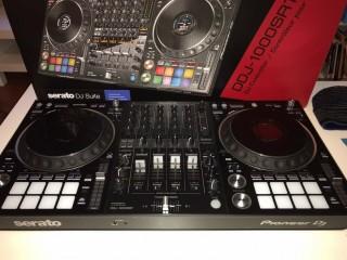 Brand New Pioneer DJ DDJ-1000SRT 4-Channel Professional DJ Controller for rekordbox dj