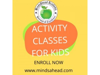 Activity Classes For Kids